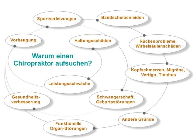 Chiropractic Centrum Köln Praxis in Müngersdorf: Funktionelle Organ ...